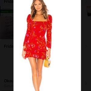 Lovers + Friends Valentina Mini Dress